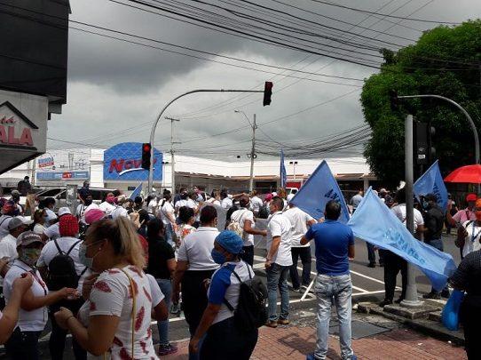 """La ONU reafirma el derecho a manifestarse de manera pacífica, """"fundamento democrático"""""""