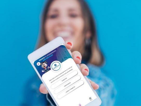 Caja de Ahorros presenta nuevo canal de atención digital en sucursales