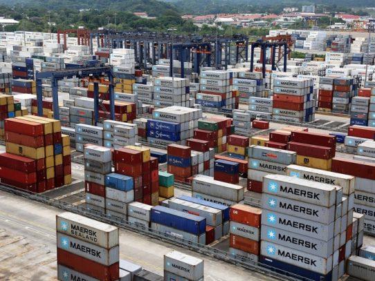 Crecimiento en el movimiento de contenedores en primeros cinco meses de 2020