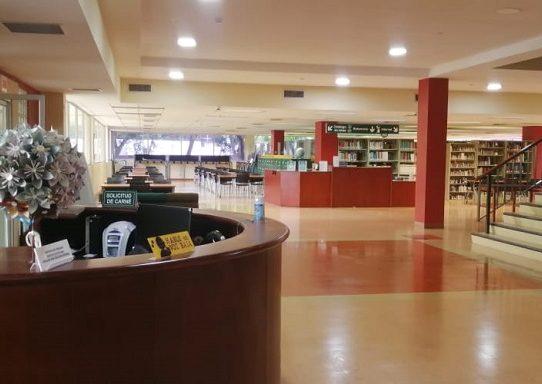 Biblioteca Nacional informa de segundo caso positivo por COVID-19