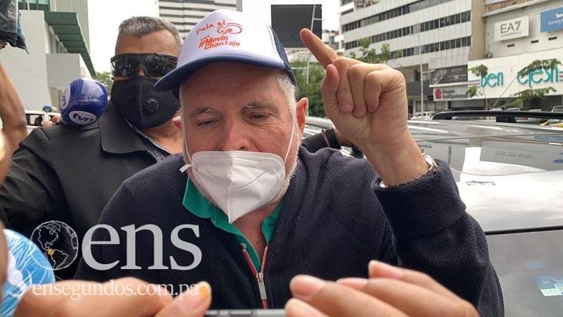 Martinelli presenta incapacidad y evita declaración en caso Odebrecht este viernes