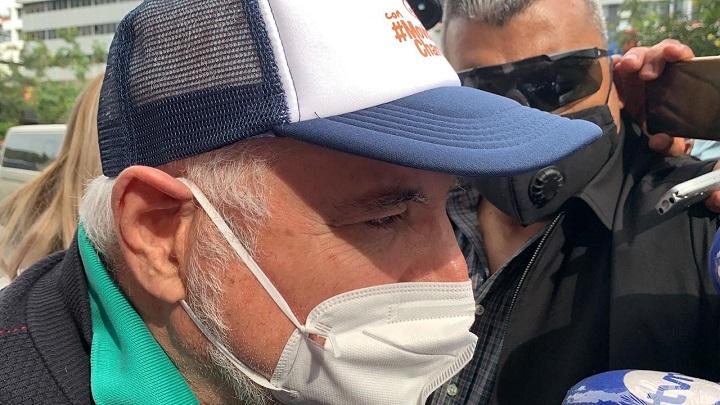 Incapacidad médica por dos meses al expresidente Ricardo Martinelli