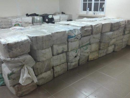 Al menos 5 millones de dólares han sido incautados producto del narcotráfico