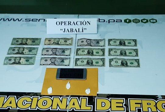 Aprehendido panameño que se dedicaba a la venta de sustancias ilícitas en Paso Canoas