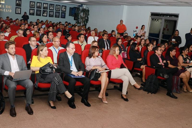 ANTAI logra convenio con Instituto Centroamericano para Profesionalización del Servidor Público