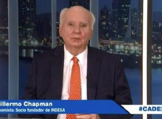 """Guillermo Chapman: """"El modelo económico panameño ha generado serios problemas sociales"""""""