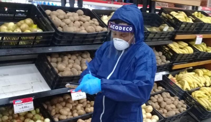 Acodeco verifica que el precio de la cebolla se cumpla