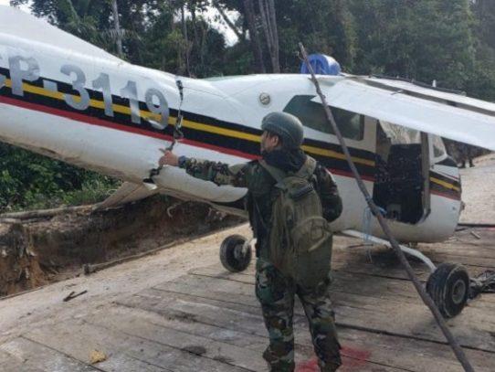 Autoridades peruanas destruyen 17 pistas clandestinas usadas para narcotráfico