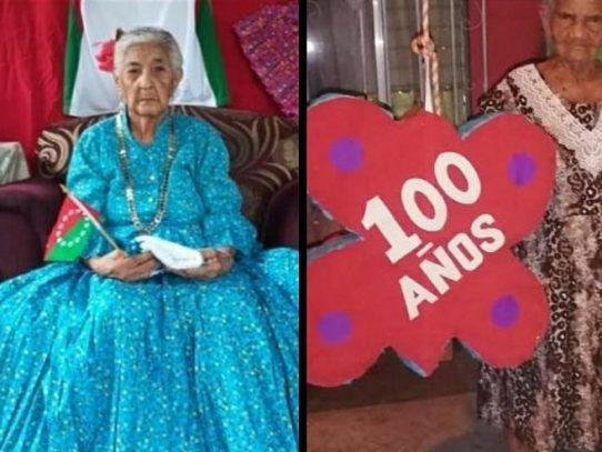 Celebran 100 años de vida el Día de Los Abuelos