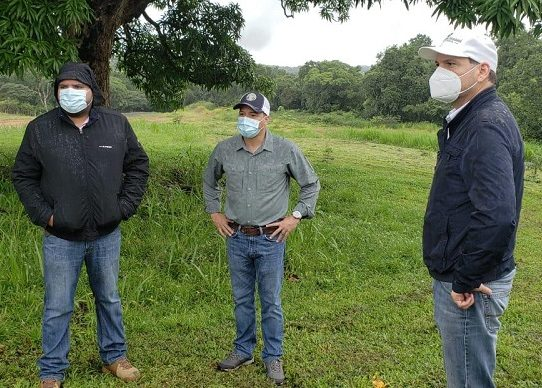 Pandeportes concede terrenos para el Centro Integral de Vida Independiente en Veraguas