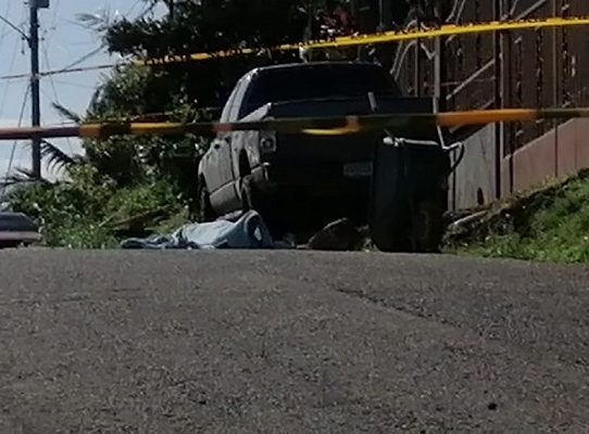 Un hombre es asesinado a tiros en Burunga, Arraiján