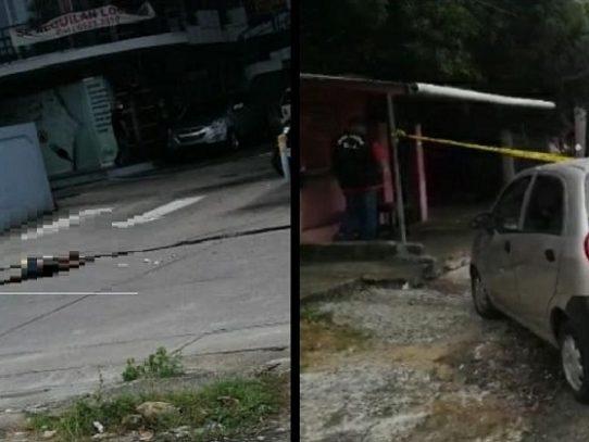 Dos asesinatos a plena de luz del día en la provincia de Panamá