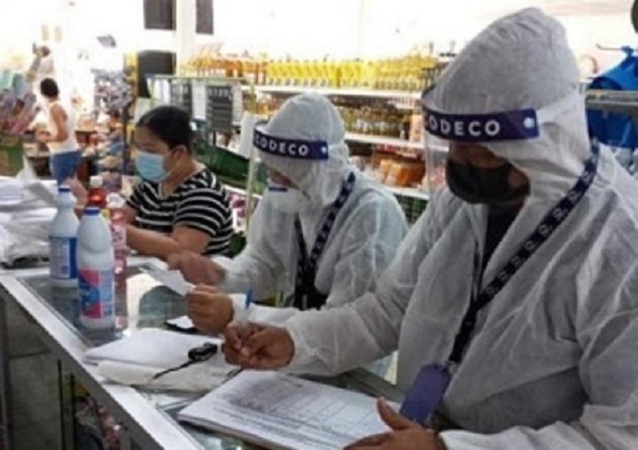 Acodeco multa a comercios por incumplimiento en comercialización de productos usados en pandemia