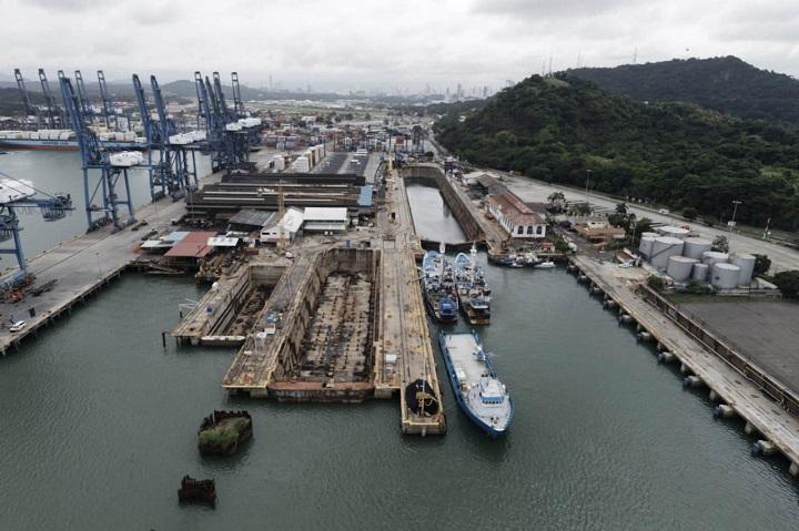 Panamá anuncia consulta  para la rehabilitación del Astillero de Balboa