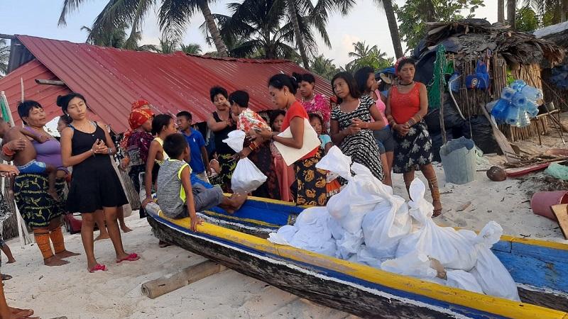 Gobierno dice que ha beneficiado a 1.8 millón de panameños con Panamá Solidario