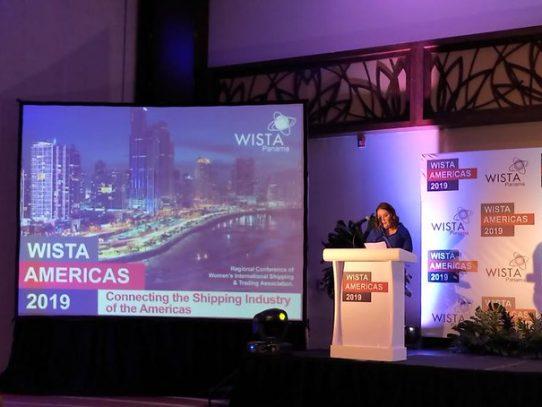 Mujeres de negocios en la región se reúnen en Panamá para WISTA Américas 2019