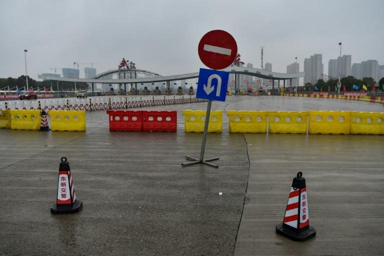 """""""Nadie puede salir"""" de Wuhan, el foco de la epidemia en China"""