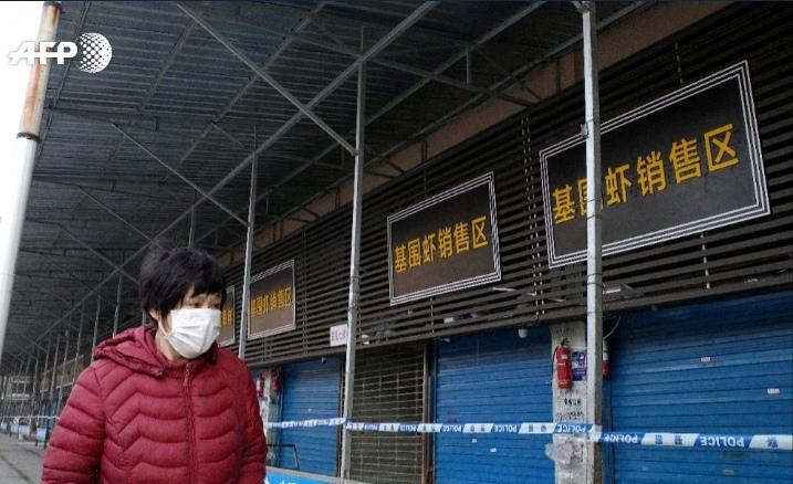EE.UU. controlará a pasajeros de ciudad china afectada por misterioso virus