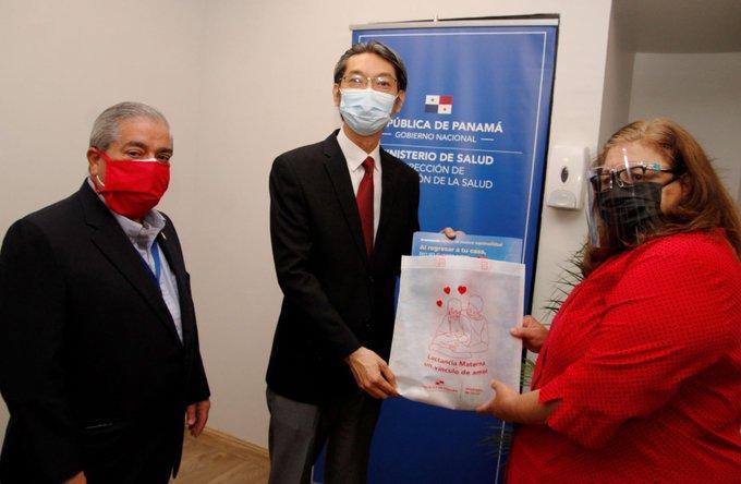 Minsa abre portal de comunicación con la comunidad China que reside en Panamá