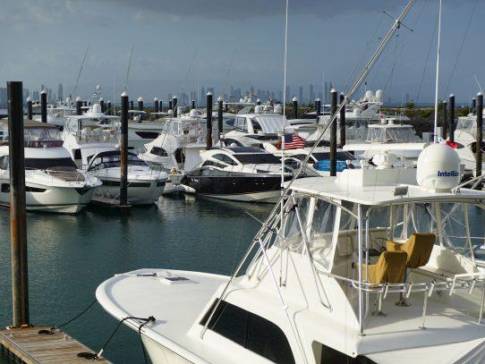 AMP prohíbe la salida de yates para turismo, recreación y pesca deportiva