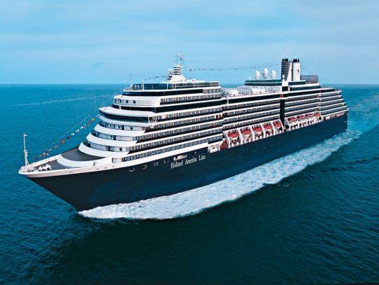 AMP: Operación del crucero ZAANDAM no representa riesgo para Panamá