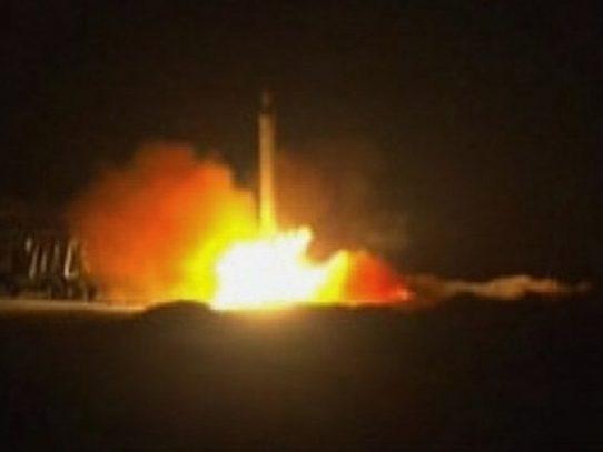 Impactan tres cohetes cerca de embajada de EEUU en Irak